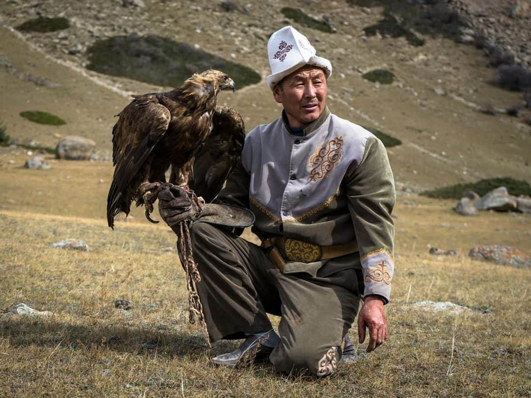 Photos Of Kyrgyzstan Eagle Hunter