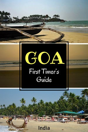 First Timer's Guide to Goa, India