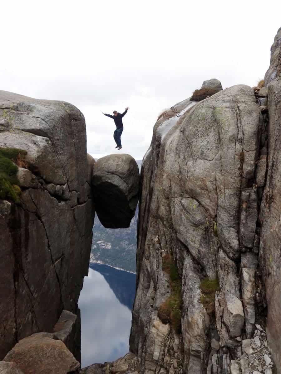 Kjerag Rock Guide To Hiking In Norway