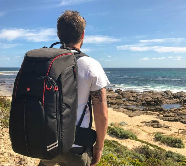 Our Honest Manfrotto D1 Aviator Drone Backpack Review