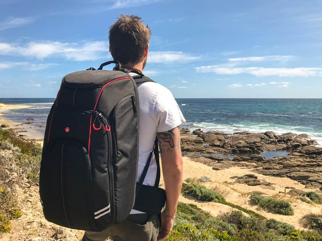 Manfrotto D1 Aviator Drone Backpack Review