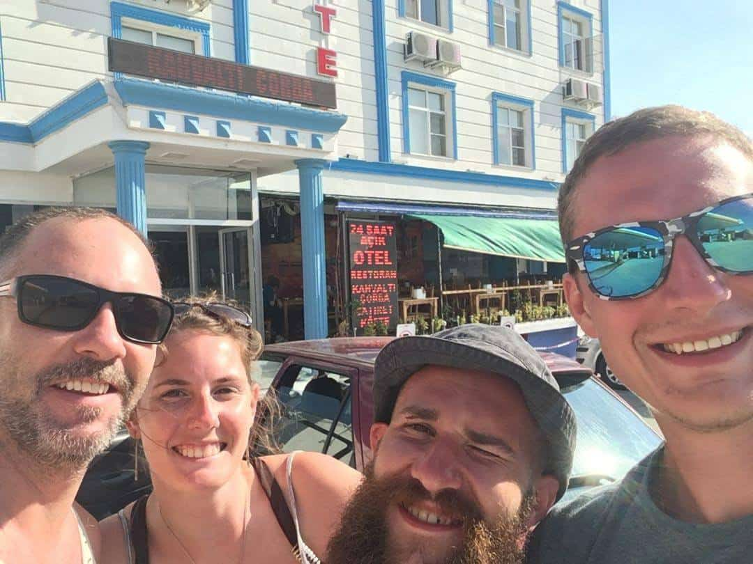 The Mongol Rally Diaries