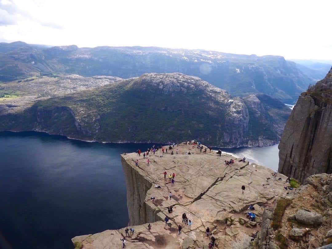 Pulpit Rock Guide To Hiking In Norway