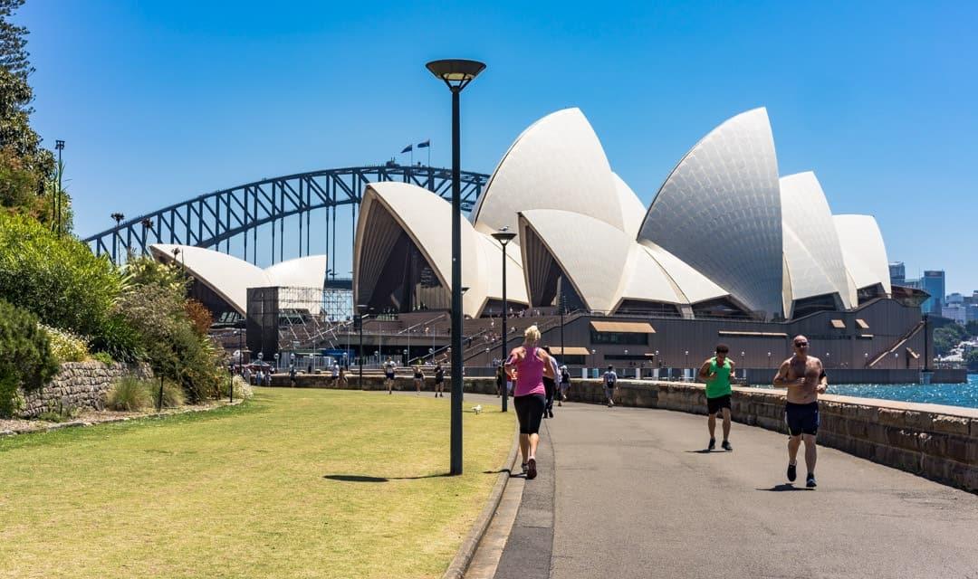 Sydney Opera House Runners