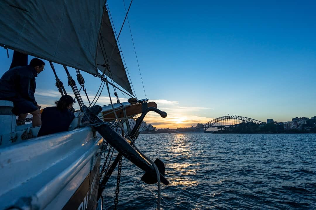 Tall Ship Cruise Sydney Harbour How To Spend A Day In Sydney