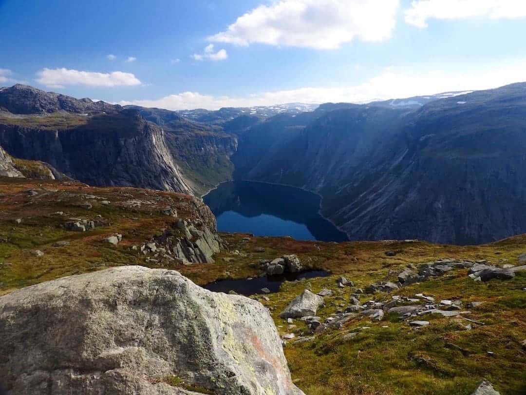 Trolltunga Guide To Hiking In Norway