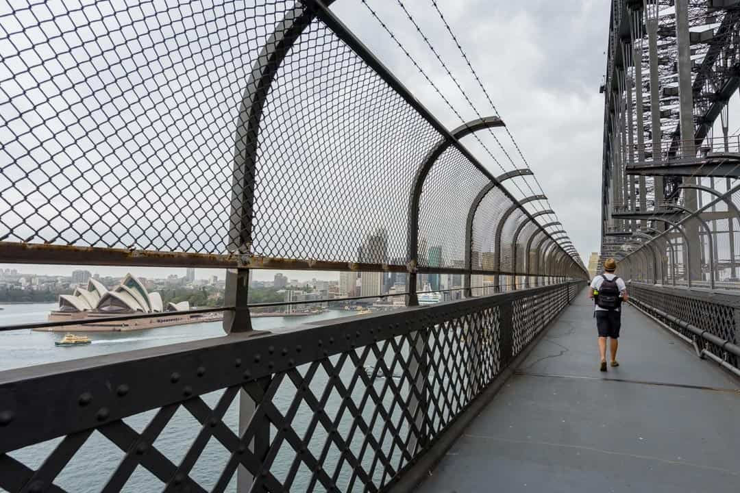 Harbour Bridge Walk How To Spend A Day In Sydney