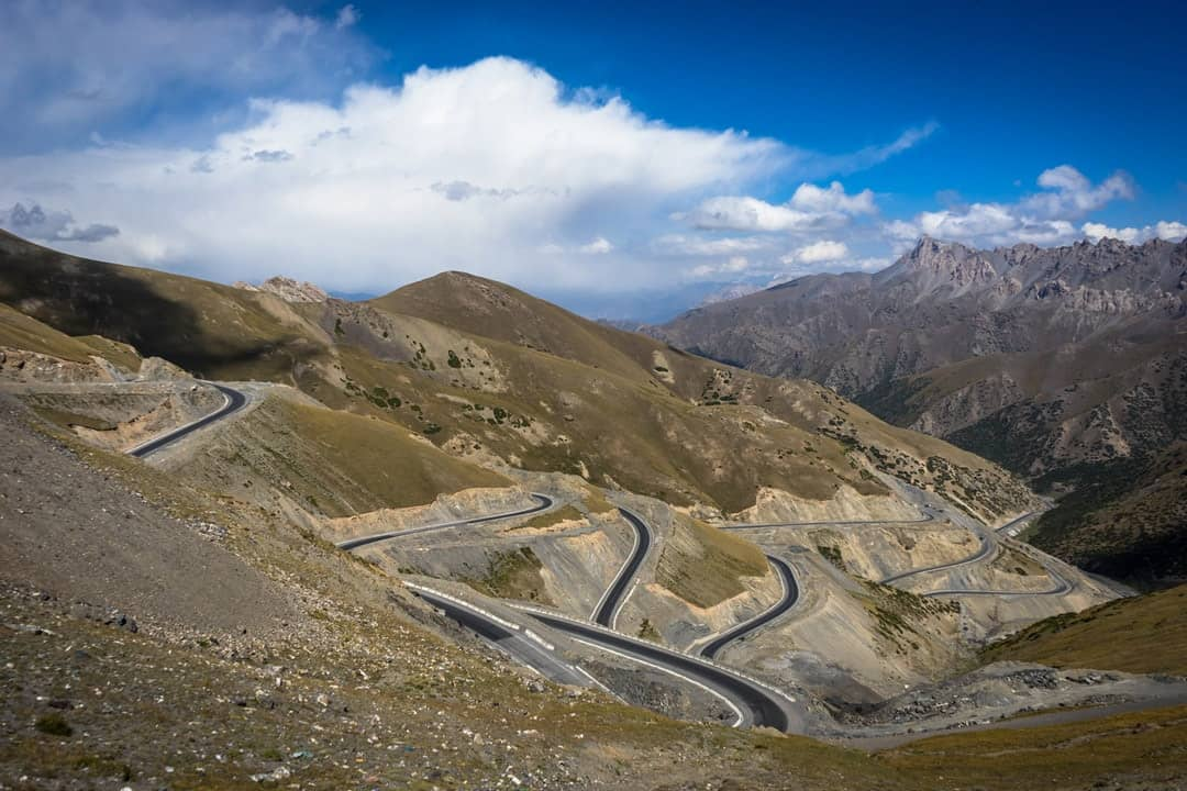 Winding Roads Photos Of Kyrgyzstan