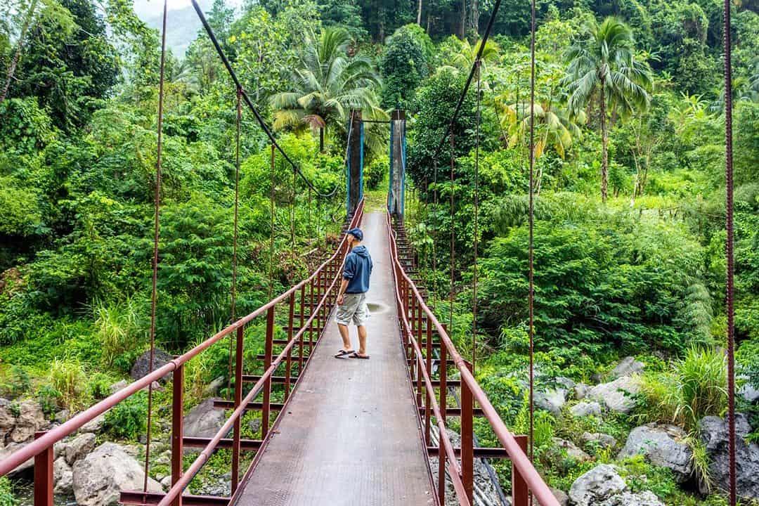 Bridge Backpacking In Jamaica