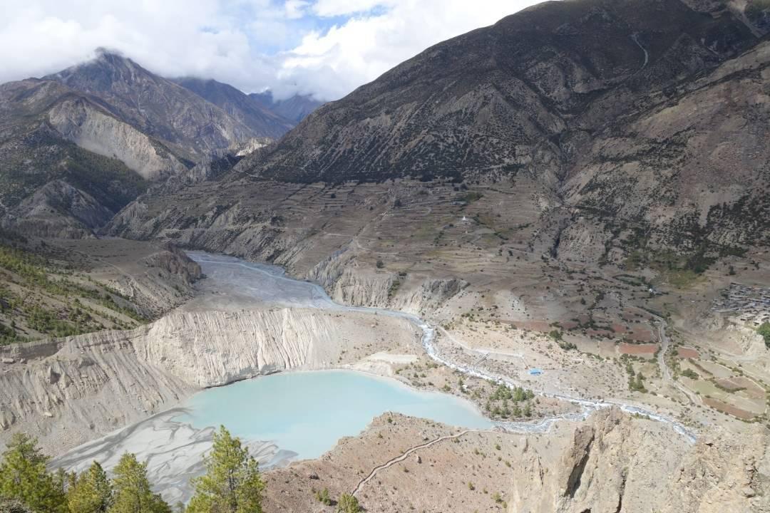 Nice Views Annapurna Circuit Beginners Guide