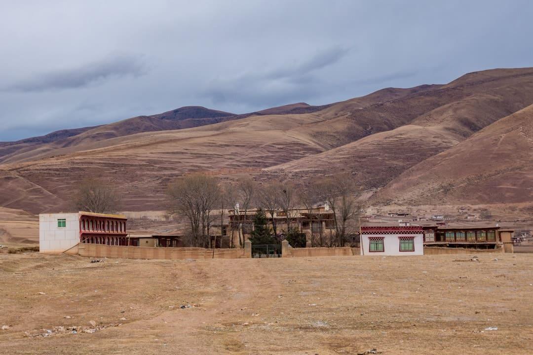 Talam Khang I Shat Myself In A Tibetan Monastery