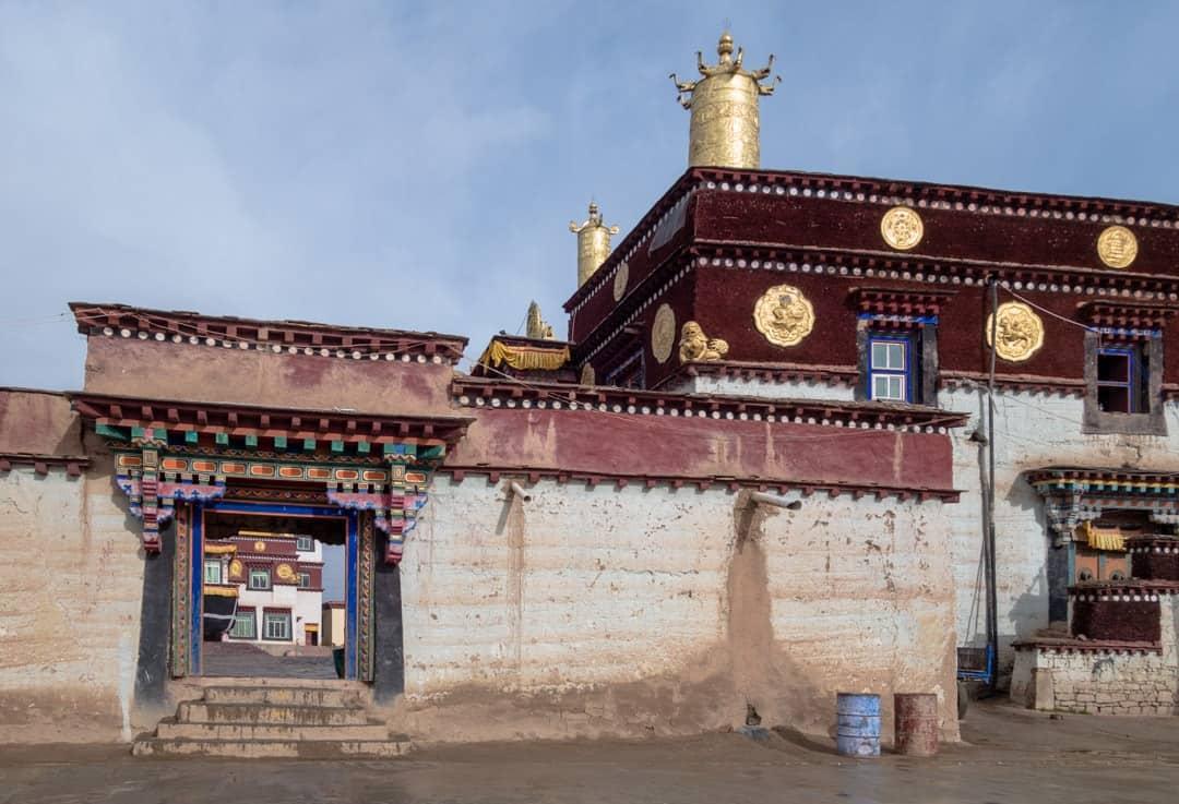 I Shat Myself In A Tibetan Monastery