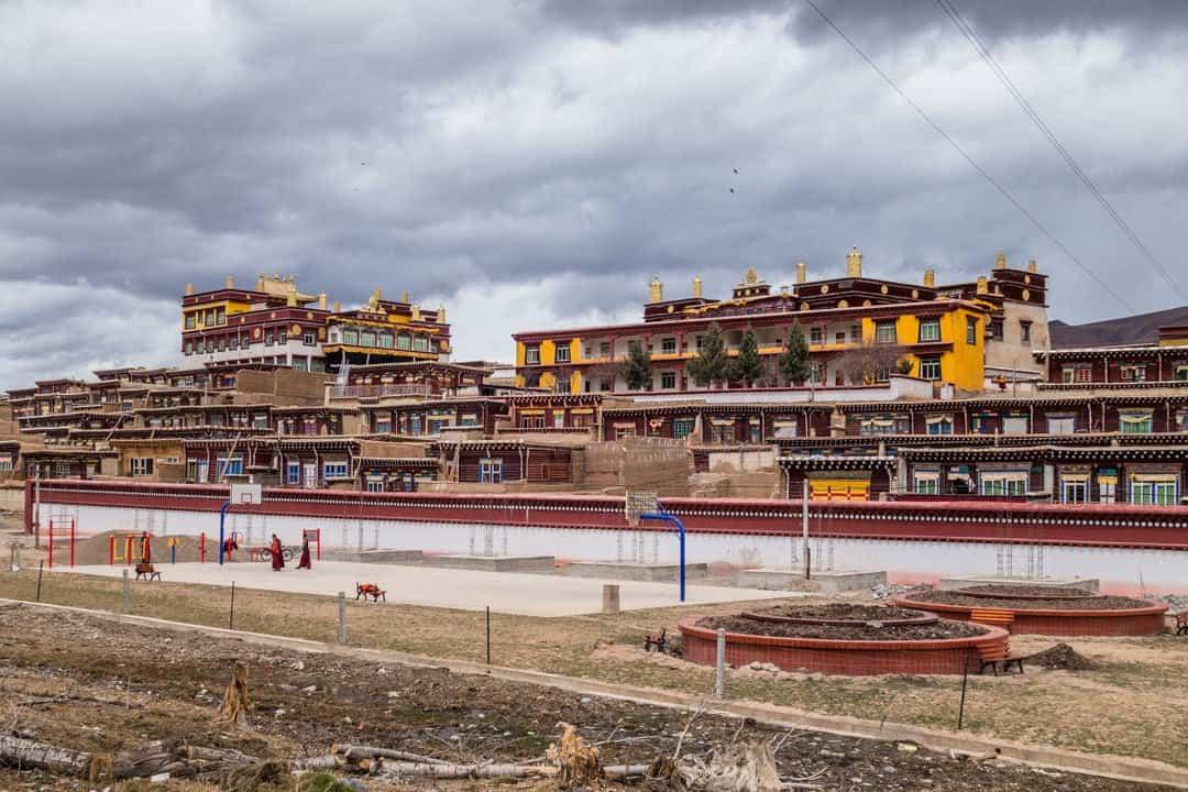 Darjay Ghompa I Shat Myself In A Tibetan Monastery