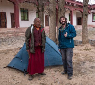 Monk I Shat Myself In A Tibetan Monastery