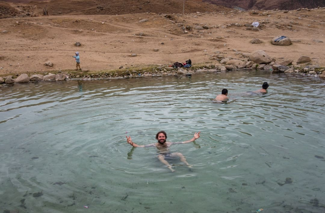 Hot Springs I Shat Myself In A Tibetan Monastery
