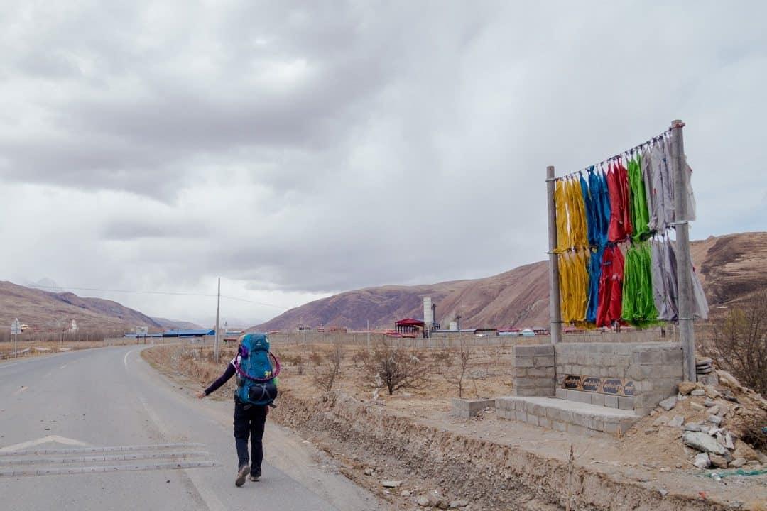 Alesha Hitchhiking I Shat Myself In A Tibetan Monastery