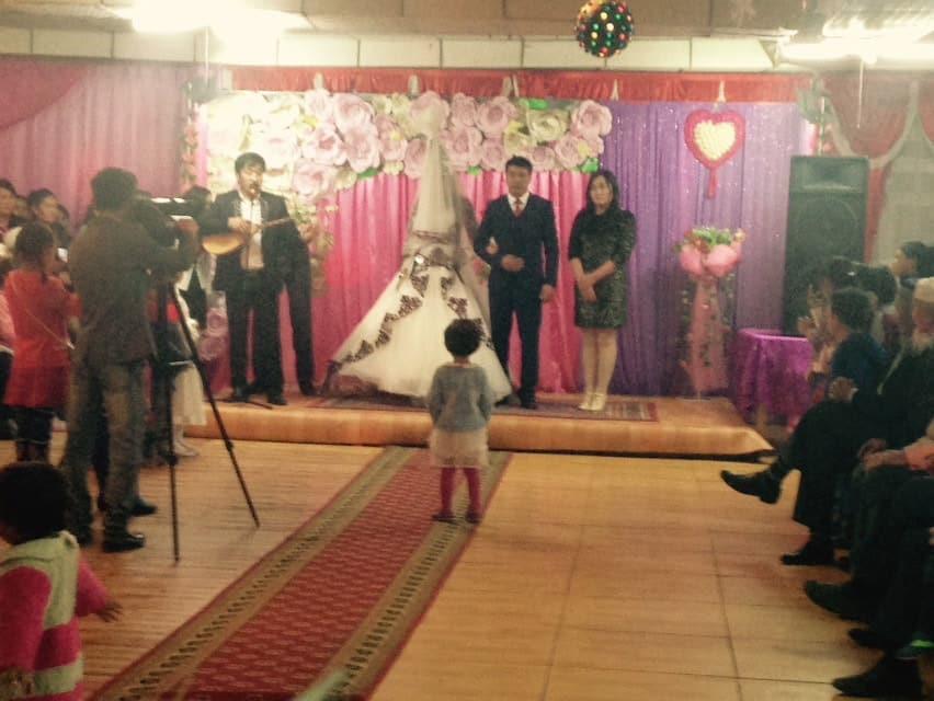 Wedding Mongolian Golden Eagle Festival