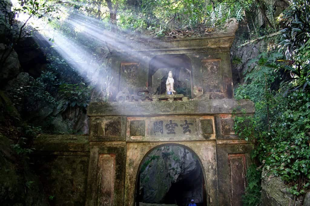 Marble Mountain Pagoda Vietnam