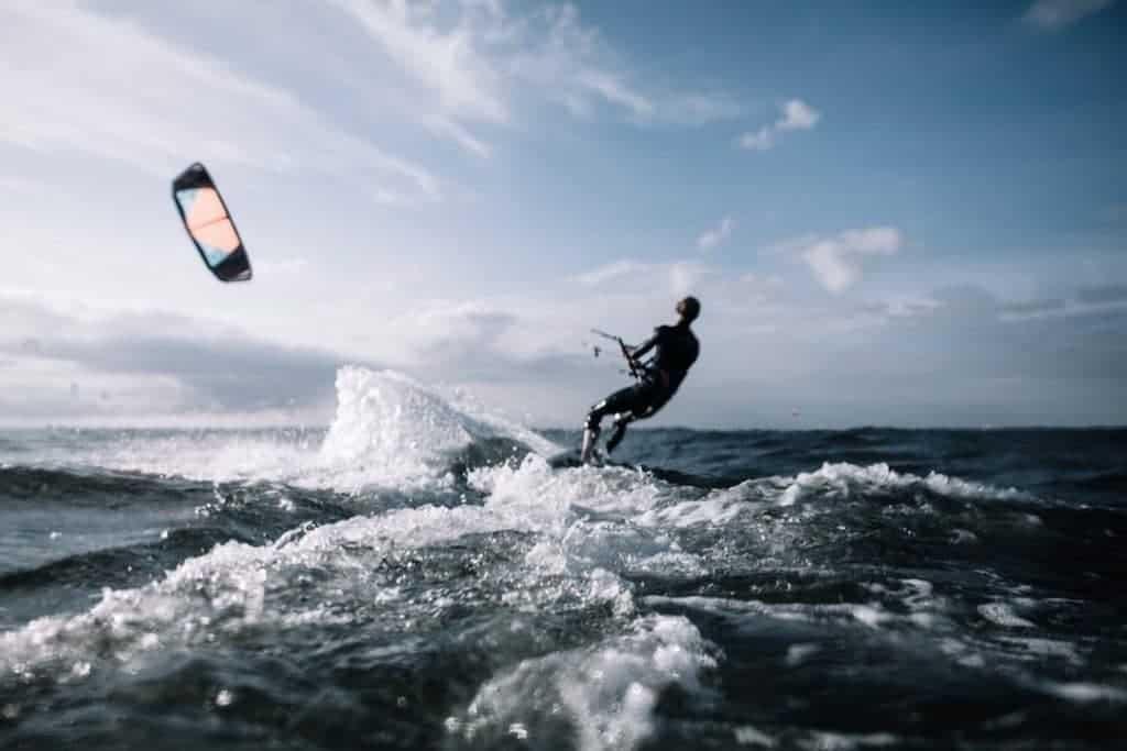 kiteboarding durban