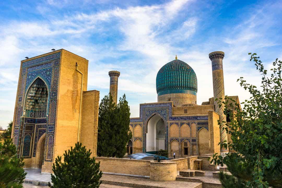 Gur-E-Amir Samarkand Silk Road Photo Journey