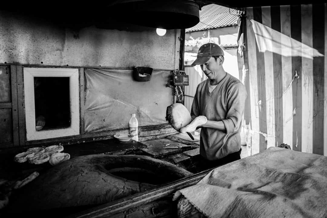Bread Silk Road Photo Journey