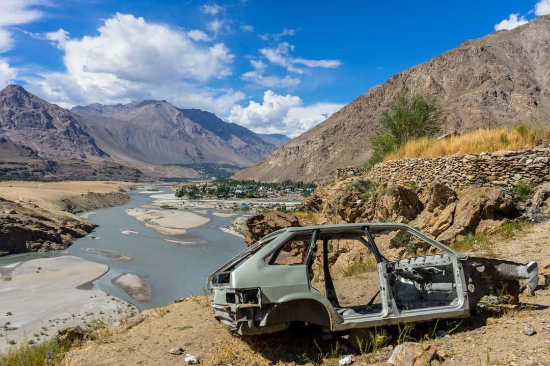 Khorog Pamir Highway Adventure