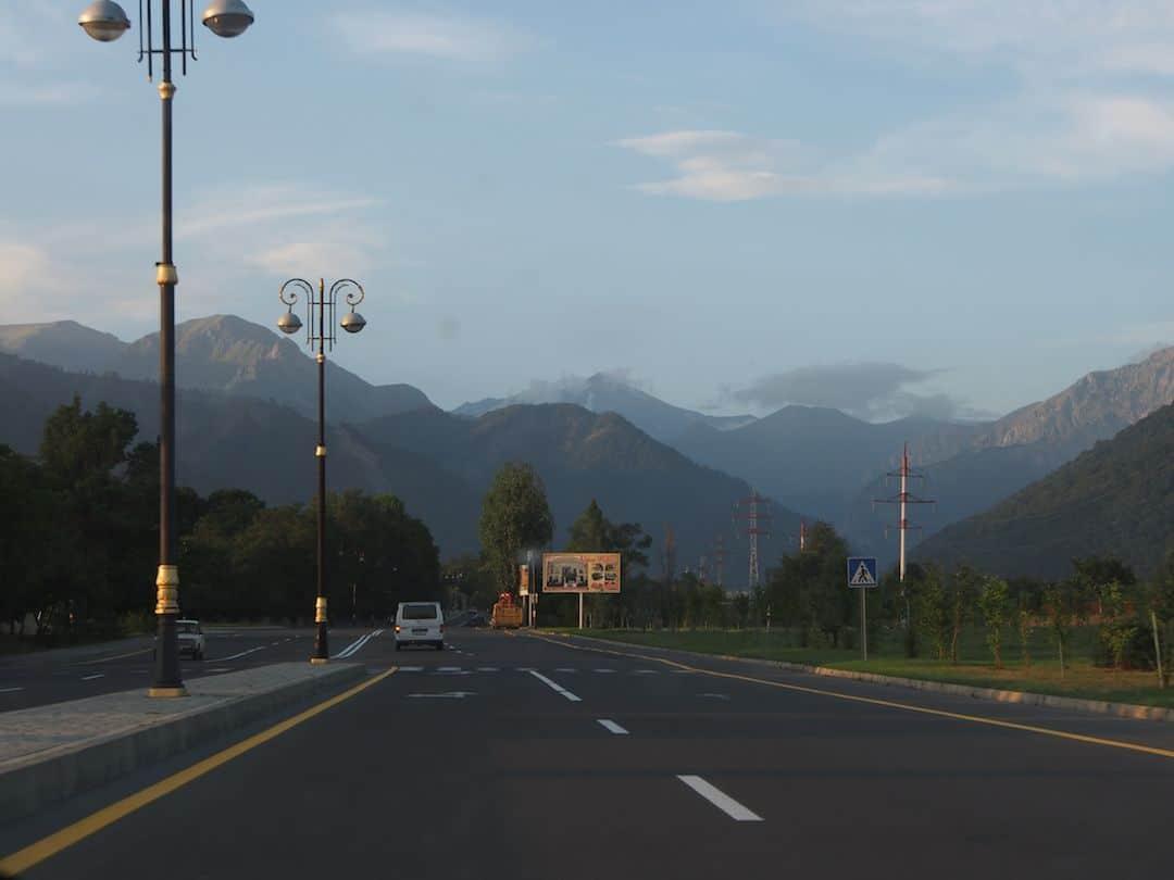 Caucasus Mountains Mongol Rally Diaries Week 2
