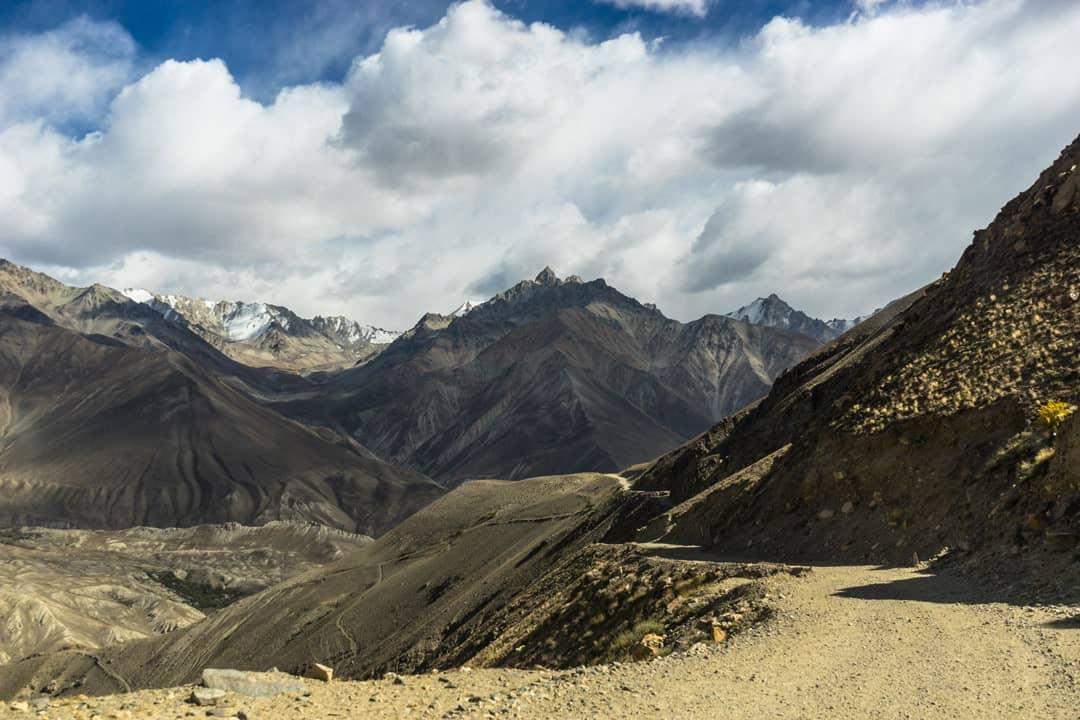 Sketchy Road Pamir Highway Adventure