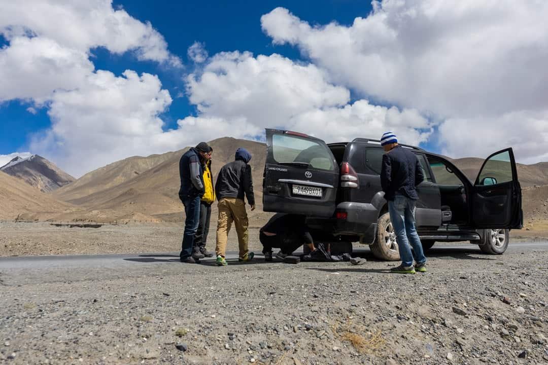 4X4 Pamir Highway Adventure