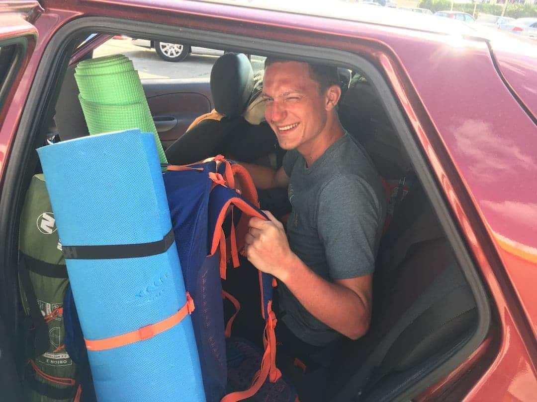 Hitchhikers Mongol Rally Diaries Week 2