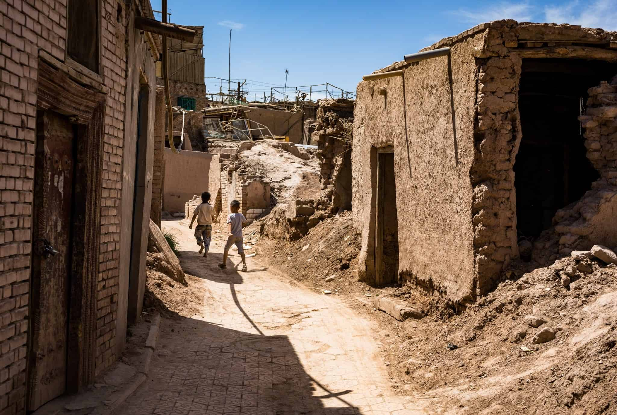 Kashgar Old Town Silk Road Photo Journey