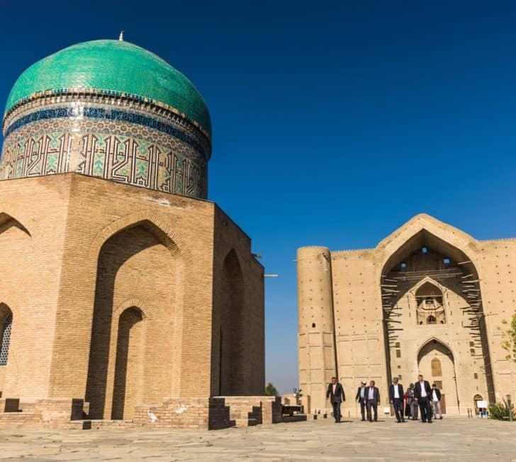Exploring Turkistan – The Jewel Of Kazakhstan
