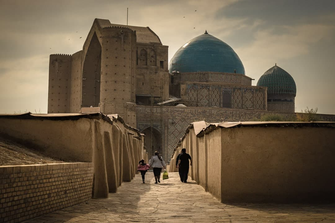 Turkistan Silk Road Photo Journey