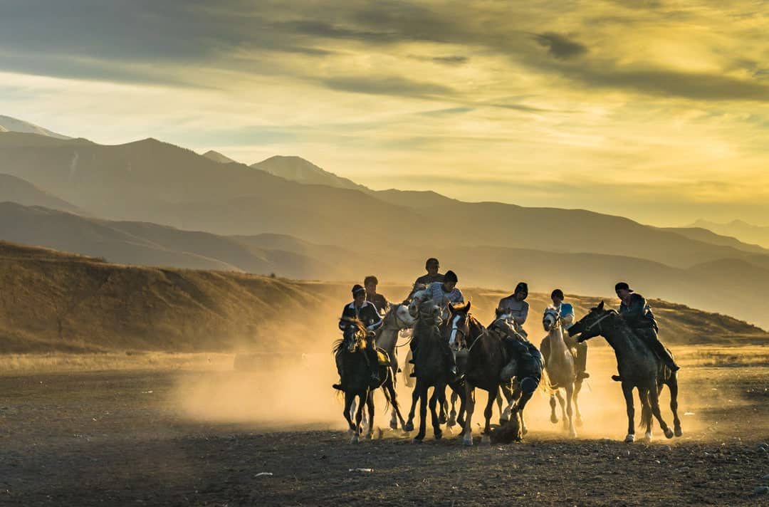Kok Boru Silk Road Photo Journey