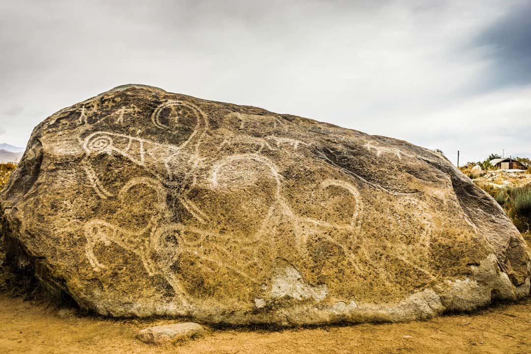 Petroglyphs Kyrgyzstan Silk Road Photo Journey