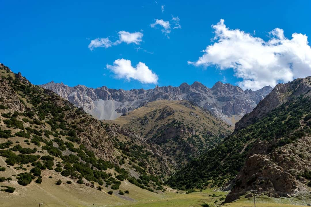 Mountains Pamir Highway Adventure