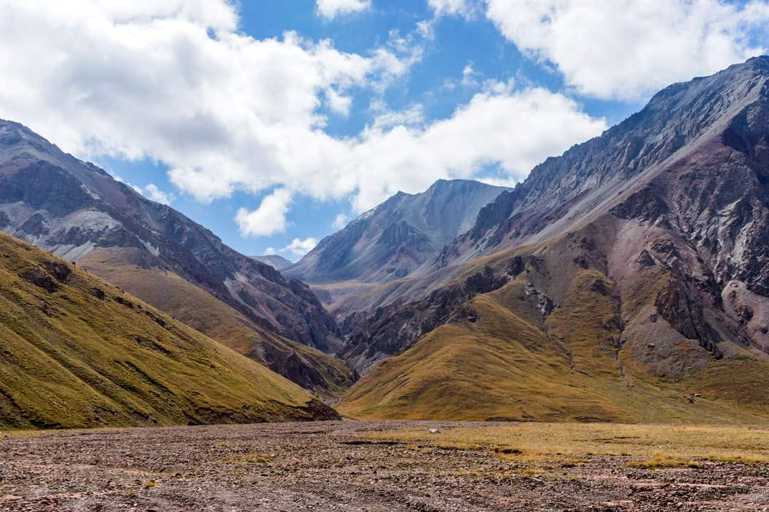 Extending Pamir Highway