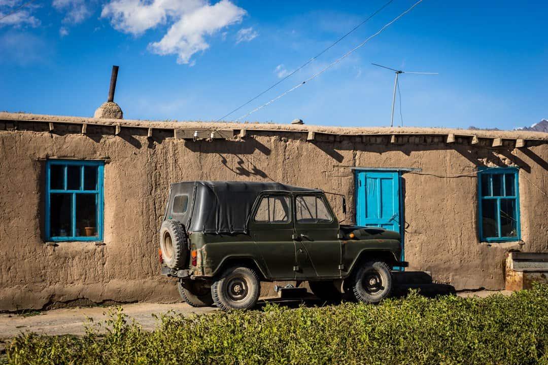 Jeep Sary Moghul Pamir Highway Adventure