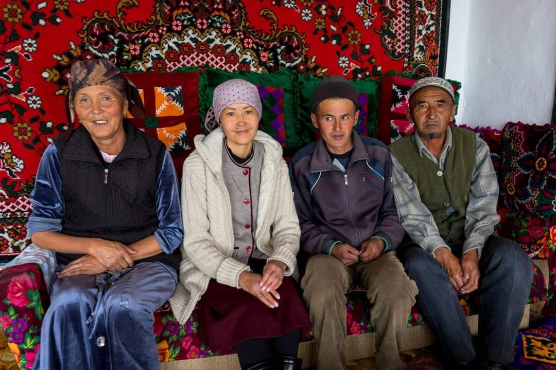 Sadat's Guesthouse Karakul Pamir Highway Adventure