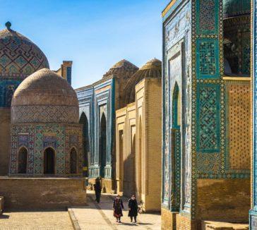 Silk Road Photo Essay