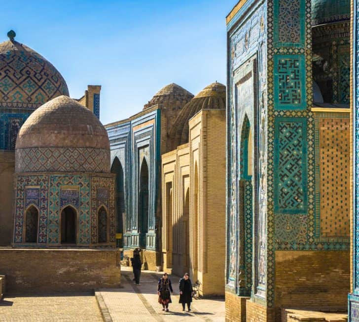 A Photo Journey Along The Silk Road
