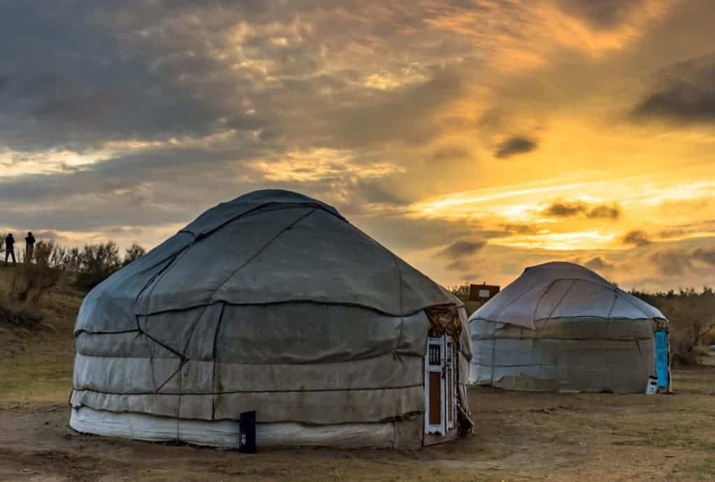 Aidar Yurt Camp Nurata Uzbekistan Silk Road Photo Journey