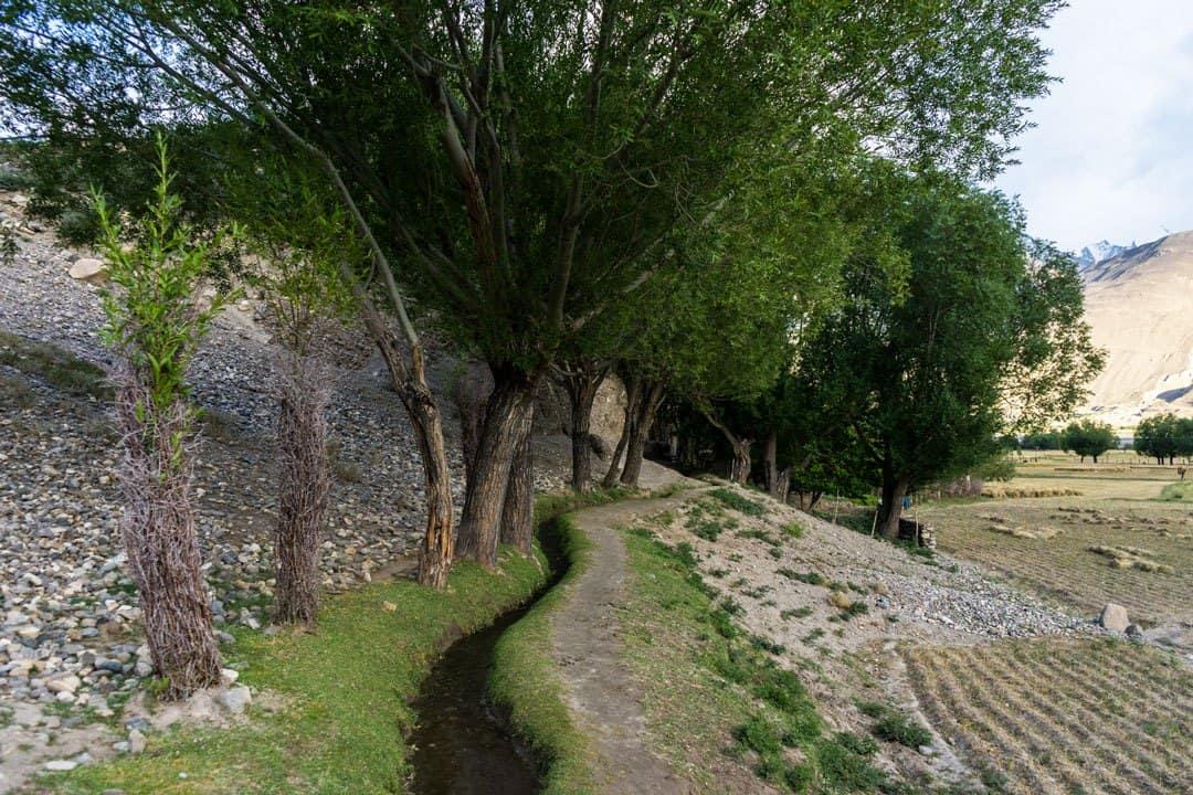 Vrang Path Pamir Highway Adventure