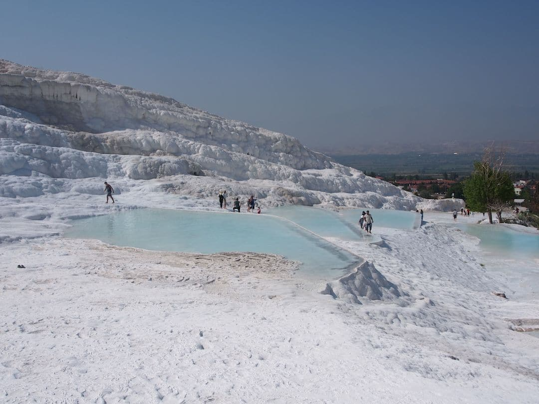 Pamukkale Mongol Rally Diaries Week 2