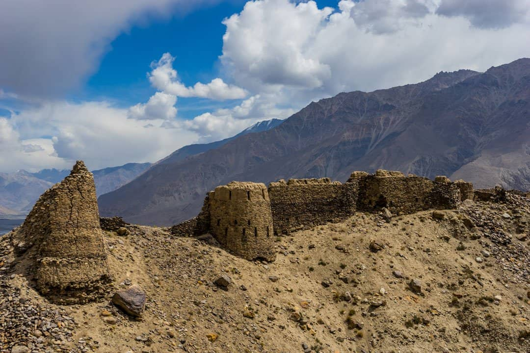 Yamchun Fort Pamir Highway Adventure