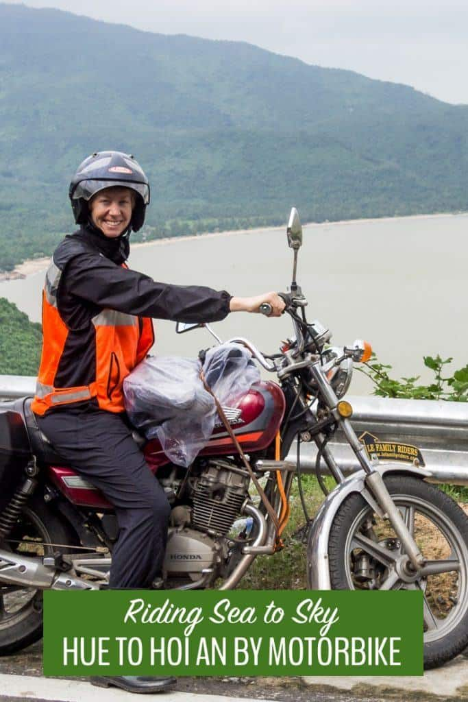 Looking For An Adventure In Vietnam? Ride A Motorbike From Hue To Hoi An (No Experience Needed!) To See Stunning Views, Visit Local Villages, And Climb The Famous Hai Van Pass. Click For All The Details Of This Amazing Journey.