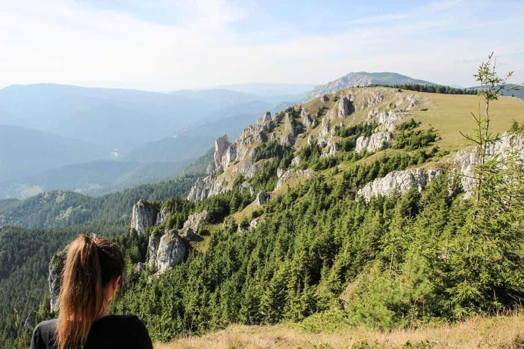 Hasmas Mountains Hiking In Romania