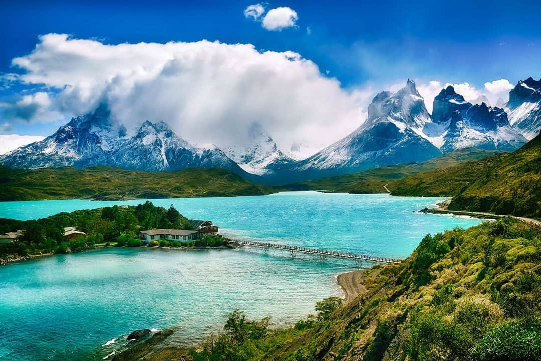 Backpacking In Chile