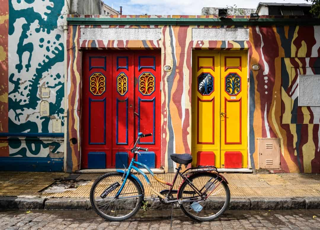 Bike Tour 3 Days In Buenos Aires