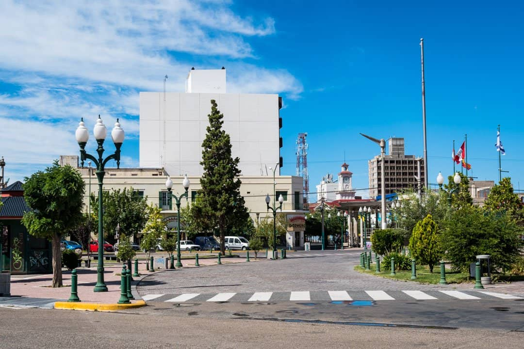 Downtown Puerto Madryn